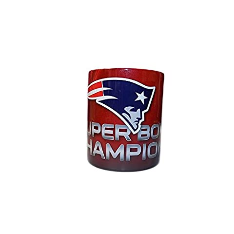 New England Patriots Super Bowl L1 Champions Mug Official Merchandise