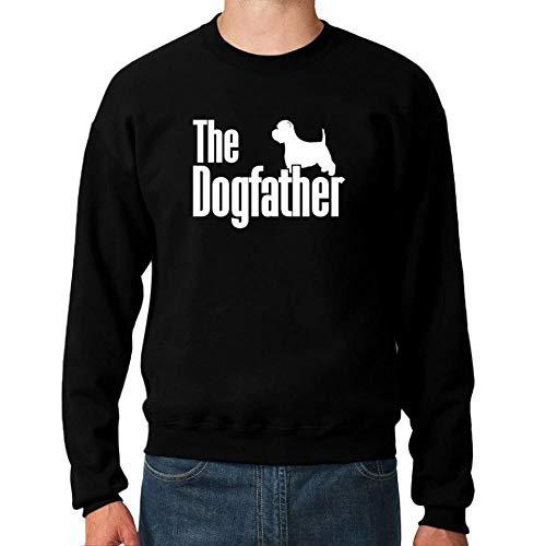 Idakoos The Dogfather West Highland White Terrier Sweatshirt M West Highland Terrier Sweatshirt