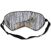 Enraged Howling Wolf 99% Eyeshade Blinders Sleeping Eye Patch Eye Mask Blindfold For Travel Insomnia Meditation preisvergleich bei billige-tabletten.eu
