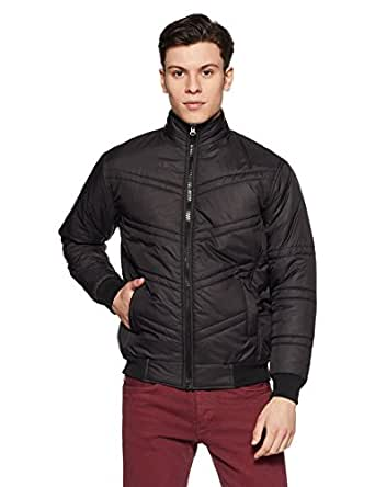 Fort Collins Men's Jacket (1211-OL_Medium_Black)