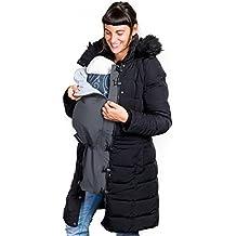 Jacke mit babyeinsatz winter