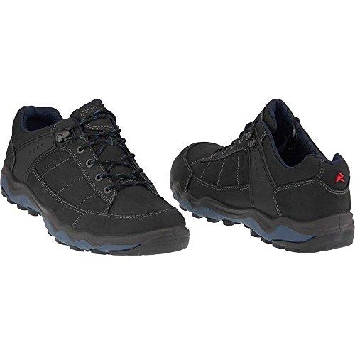 Ecco uomo scarpa outdoor Ulterra dacca HM Low nero/823154 70608 Nero