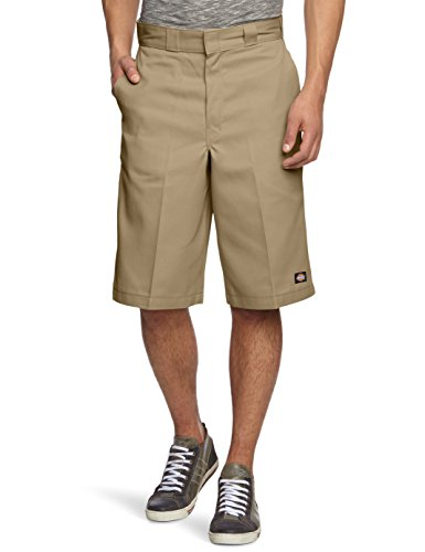 Dickies - 13 inch Multi Pocket Work Short, Shorts da uomo Beige