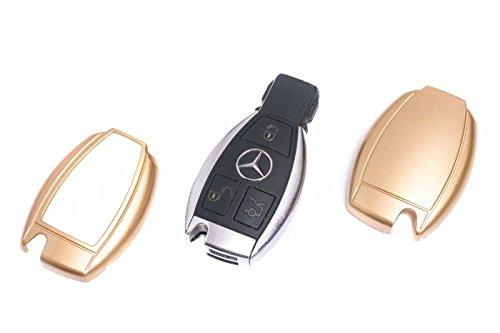 Key Cover Schlüssel Hülle Abdeckung Gold (Original Klapp-wagen)