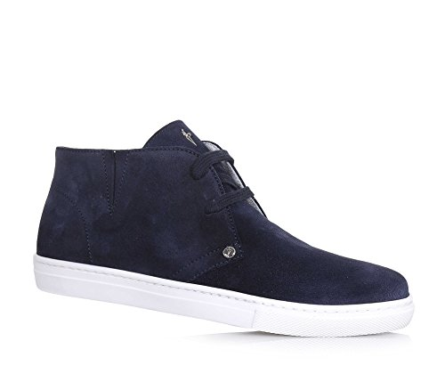 cesare-paciotti-boys-lace-up-flats-blue-blue
