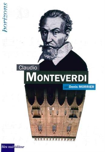 Claudio Monteverdi par From Editions Bleu Nuit