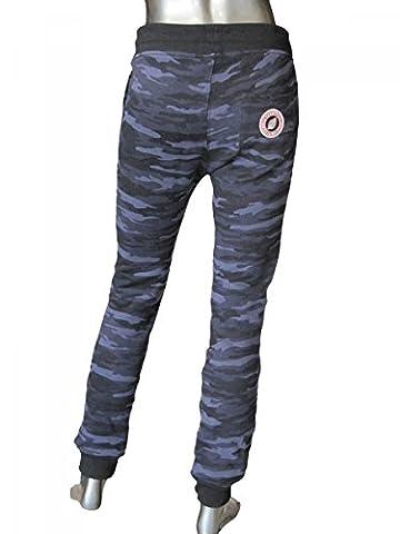 SWEET PANTS - Pantalon de jogging kid slim print camouflage bleu ado mixte Sweet Pants