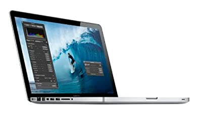 Apple MacBook Pro MC700D/A 33.8 cm (13,3 Zoll) Notebook (Intel Core i5 2415M, 2,3 GHz, 8GB RAM, 320GB HDD, Intel HD 3000, DVD, Mac OS)