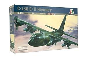 Italeri I015 C-130E/H Hercules - Maqueta de avión (Escala 1:72)