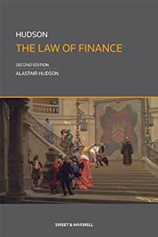Hudson: The Law of Finance par [Hudson, Alastair]