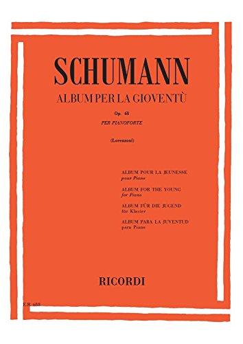 ALBUM PER LA GIOVENTU OP. 68