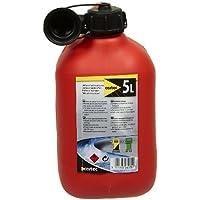 Cartec 506020 Jerrican Homologué Carburant 5 L