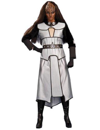 Rubie's Star Trek Klingon Kostüm TNG Frauen (Tng Star Trek Kostüm)