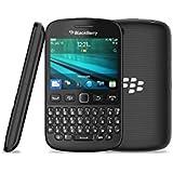 BlackBerry Bold 9720 Smartphone Schwarz QWERTZ Tastatur 7,1 Centimeter 2,8 Zoll TFT Display 5 Megapixel Kamera Bluetooth WLAN USB