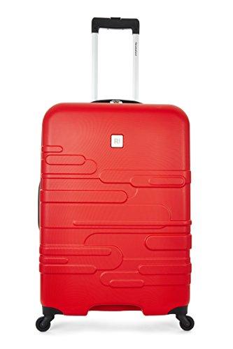 REVELATION Finlay 4 Wheel Large Rollercase Red 4.5kg Valigia, 79 cm, 109 liters, Rosso (Red)