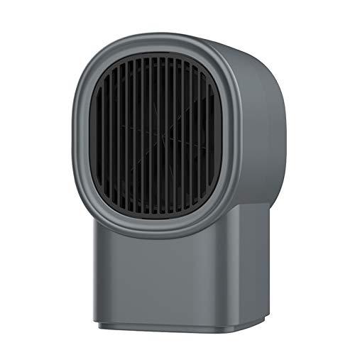 Fun Heater Termoventilatore In Ceramica Riscaldatore Di Spazio 400w Elettrico Riscaldamento 3s Protezione Da Surriscaldamento Per Casa Ufficio