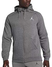 Nike - Jumpman Fleece FZ, Felpa Uomo