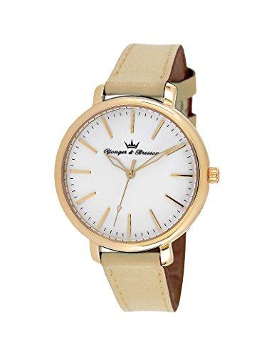 Reloj Yonger & Bresson Mujer Blanco–DCP 050/BE–Idea regalo Noel–en Promo