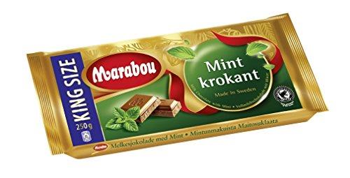 Marabou Mint Krokant 250g, 14er Pack (14 x 250 g)