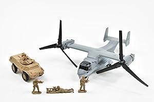 New Ray 21863 Bell Boeing V-22 Osprey - Juego de Juegos Militares