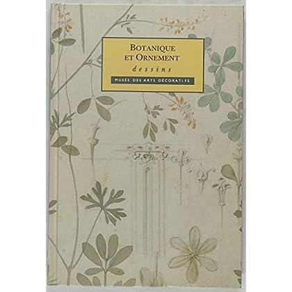 Botanique et ornement : Dessins [de P.-V. Galland]