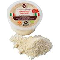 ÖMA Beer Parmigiano Reggiano DOP im Becher, gerieben inkl. Kühlverpackung (80 g) - Bio