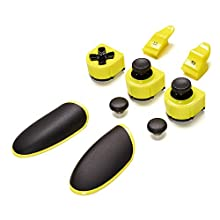 Thrustmaster eSwap Pro Controller Yellow Color Pack (Gamepad AddOn, PS4 / PC)
