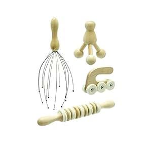 Coffret de massage spa 4 accessoires - 417724460