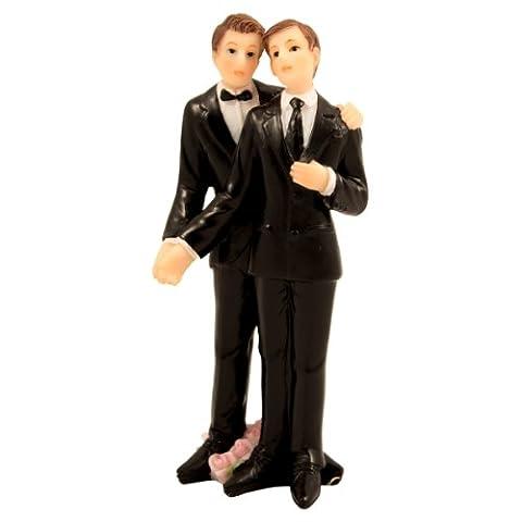 Wedding Figure - Two Grooms