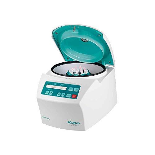 Hettich EBA 200 Zentrifuge Kleinzentrifuge Laborzentrifuge Praxis Arzt Tierarzt, 8x 15 ml