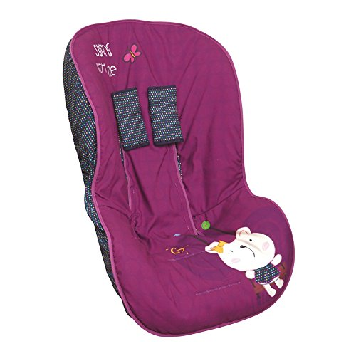 Funda para silla de Automóvil, Universal Grupos 0/1/2, Cubre arnés de regalo!!! (Swing)