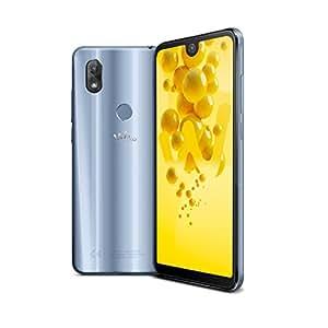 Wiko View2 Smartphone portable débloqué 4G (Ecran: 6 pouces - 32 Go - Double nano-SIM - Android) Gris