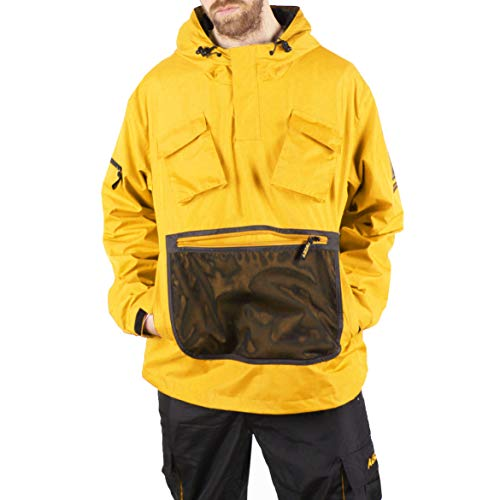 Agora AGC Pathfinder Pullover Jacket Gelb (X-Large) Nylon-anorak Pullover