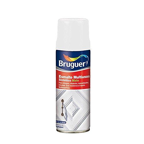 bruguer-5197992-esmalte-mate-multiusos-en-spray-bruguer-blanco-400-ml