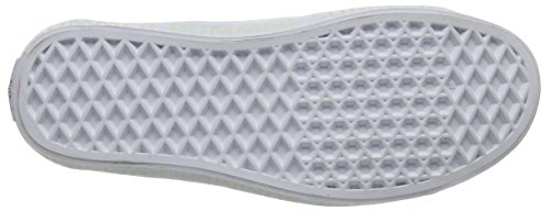 Vans Dazie-hi, Sneakers Hautes femme Blanc (Summer Bummer/Glow In The Dark/White)