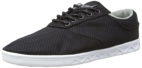 Globe Lyte GBLYTE Unisex-Erwachsene Sneaker Schwarz (black mesh 10259)