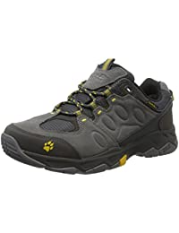 Jack Wolfskin Mtn Attack 5 Texapore Low M, Chaussures de Randonnée Basses Homme