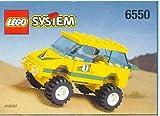 LEGO System Stadt 6550 Rallye-Sportwagen
