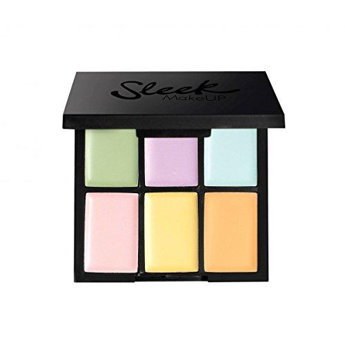 Sleek MakeUp Colour Concealer Palette correcteurs de teint (1 x 4 g)