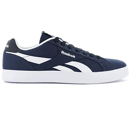 Reebok Royal Complete 2lt, Sneaker Basses Homme Bleu (Collegiate Navy/night Navy/white)