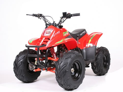 125cc-Quad-Kinderquad-ATV-Bigfoot-7-Automatik-mit-Rckwrtsgang