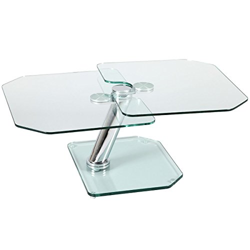 AltoBuy Vilma - Table Basse Rectangulaire