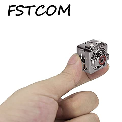 Mini Spy Camera,FSTCOM HD 1080P Indoor/Outdoor Sport Portable Handheld Mini