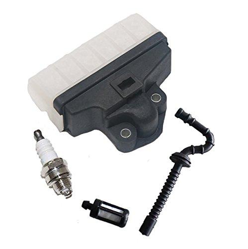 Beehive Filter Aftermarket Luftfilter Kraftstofffilter Schlauchschlauch Zündkerze für Stihl 021 023 025 MS210 MS230 MS250 Kettensäge Neu