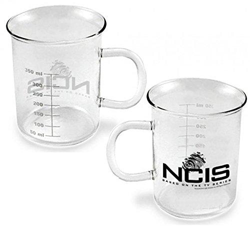 (NCIS Labor Glas , Das Original aus den USA von CBS , NEU)
