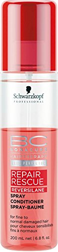 Schwarzkopf Bonacure Color Bonacure Repair Rescue Spray Conditioner, 1er Pack (1 x - Bc Spray Conditioner