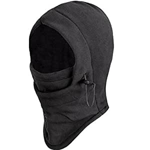 Seibertron Men's Skullies & Beanie (Stu23246_Black_One Size)