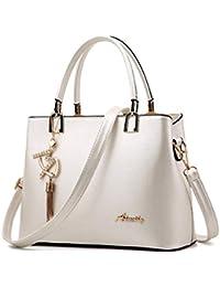 Bolso de Mano para Mujer - EXULL-1391 Tote Bag Bolso Shopper - Cuero de