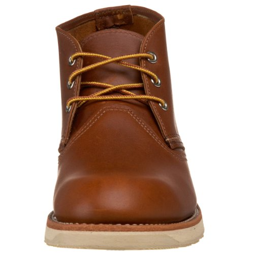 red wing Chukka marron