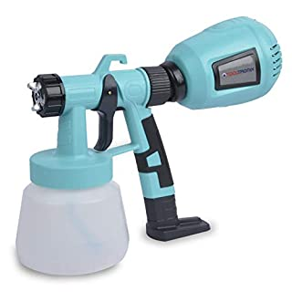 TOOLTRONIX AIRLESS Electric Paint Spray Gun Fence Brick Wall Home Industrial USE